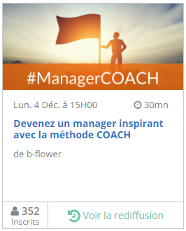 Replay webinar Manager COACH